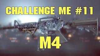 [PL] Challenge Me #11 - M4 #Battlefield4 #PS4