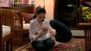 Arumi Baschin bahagia menjadi Ibu Muda