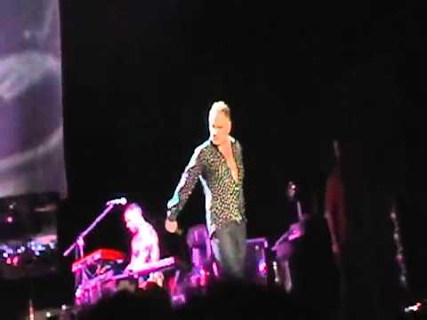 Morrissey - Sheila Take A Bow @ Jockey Club, Lima, PERU (2012)