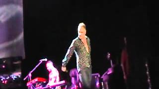 Morrissey - Sheila Take A Bow @ Jockey Club, Lima, PERU (2012)