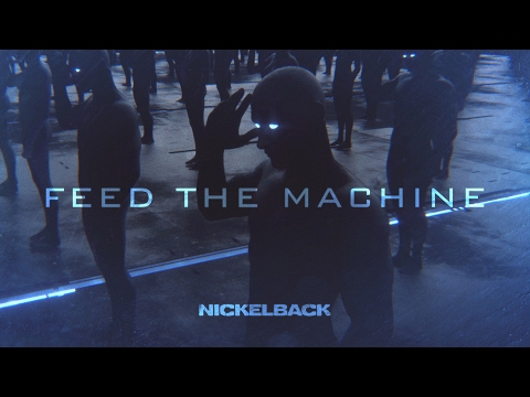 Download Youtube: Nickelback - Feed The Machine [Lyric Video]