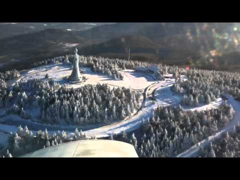Mount Greylock Overflight