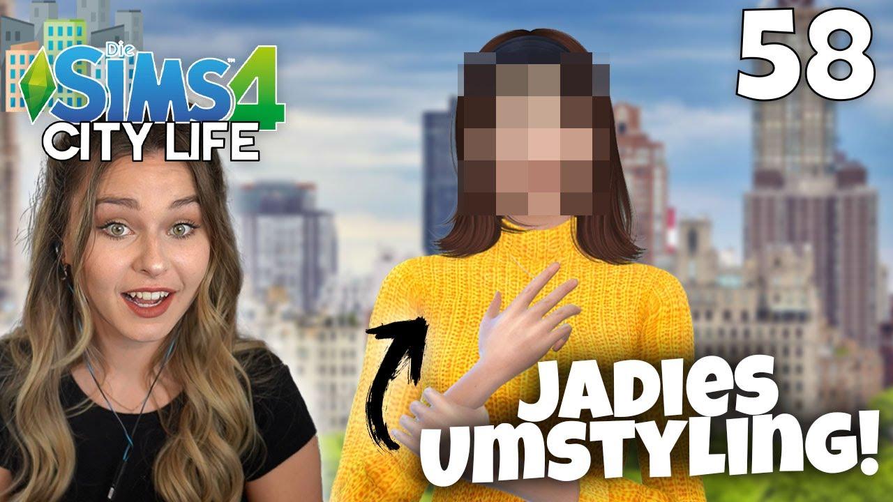 WOW! 😍 Die nächste Blair Waldorf?! - Die Sims 4 City Life Part 58 | simfinity