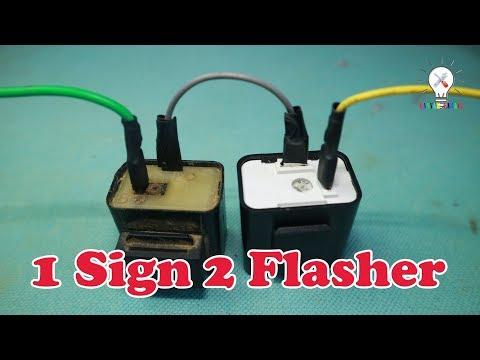Bagaimana Jadinya Jika 1 Sign 2 Flasher.???