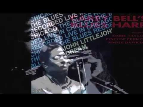 John Littlejohn & Carey Bell  ~  ''Easy To Love You''  Live 1981