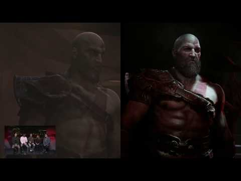 God of War - 2015 Beta Footage
