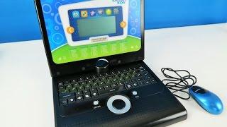 Discovery Kids Teach & Talk Exploration Laptop Unboxing