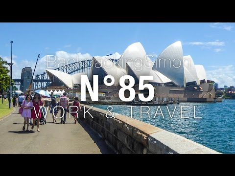 Ab nach Australien! Sydney / Weltreise Vlog / Work and Travel #85