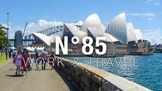 Ab nach Australien! Sydney / Weltreise Vlog / Work and Travel #85