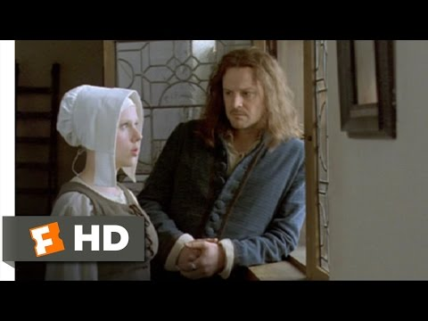 Girl with a Pearl Earring (4/12) Movie CLIP - The Colors of the Clouds (2003) HD