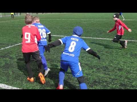 Helsinki open cup 23.4 FC Kontu -Nups