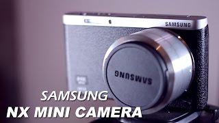 Samsung NX Mini Camera Review
