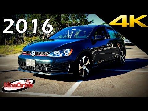 2016 Volkswagen Golf GTI w Performance Package - Ultimate In-Depth Look in 4K