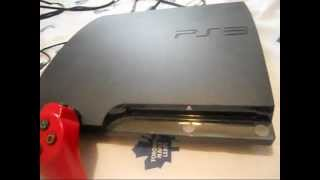 Sony Playstation 3 Slim 320GB CECH-2501B Model Review