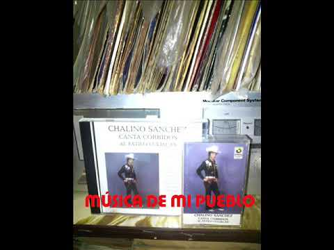 Chalino Sanchez - Modesto Villarreal