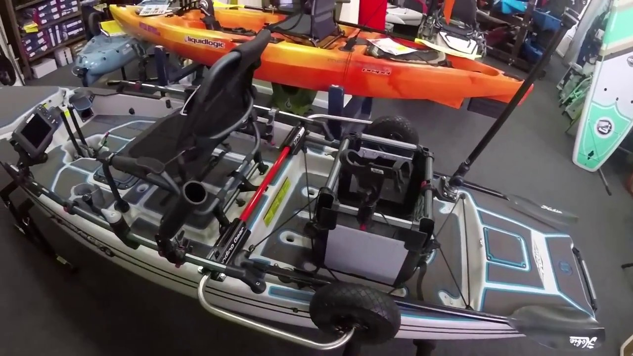 Nautical Ventures | 2017 Hobie Pro Angler 14
