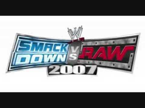 Smackdown vs Raw 2007  A And Kicking