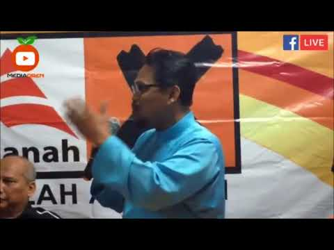 Ceramah Kelompok PDM Waterfall, Kamunting  Taiping