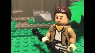 Lego Star Wars-You're welcome parody