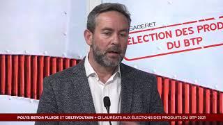 Élection des Produits du BTP 2021 - EDILTECO