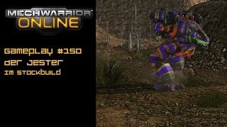 MWO: Gameplay #150 Jester, der Hero Catapult im Stock Build