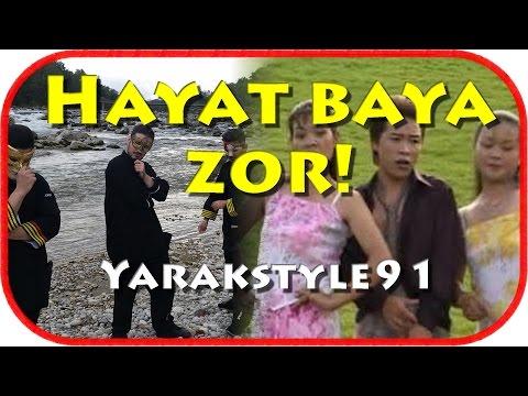 Yarakstyle91 feat. Trio Oriental Brega - Hayat baya zor (Remix by Dyre Vaa)