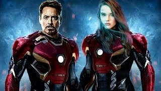 Marvel Reveals Iron Man & Adult Morgan Stark DELETED SCENE
