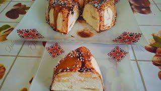 Творожный десерт без выпечки. Вкусный нежный и быстрый десерт