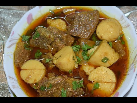 Arvi Gosht Recipe    Delicious and Easy