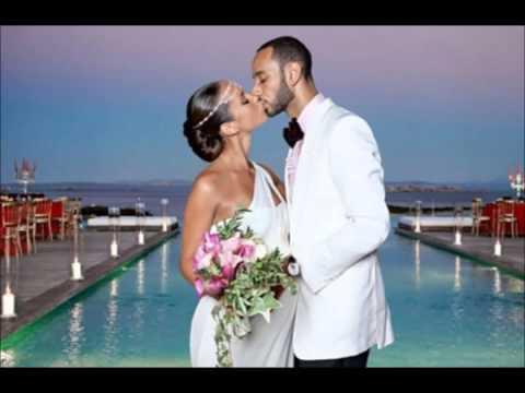 Alicia Keys Wedding