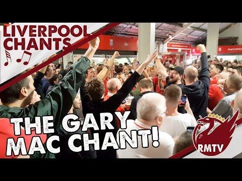 The Gary McAllister Chant! | Learn Liverpool Song Lyrics