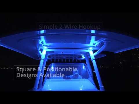 Lumitec Mirage LED Down Lights