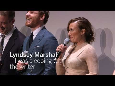 LYNDSEY MARSHAL Sleeping with the writer  TIFF 2016