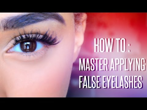 how-to-:-master-applying-false-eyelashes