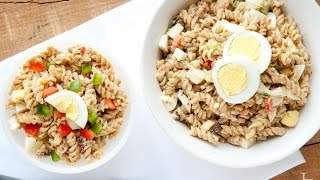 Easy Meal Idea: Jambalaya Pasta Salad