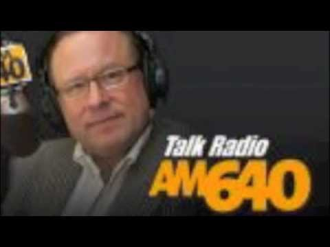 Dennis Mills talks with John Oakley on AM640