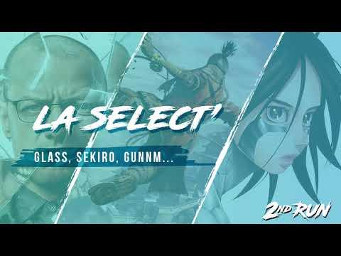 La Select' #1 : Sekiro, Glass, Deadly Class, Gunnm Last Order...