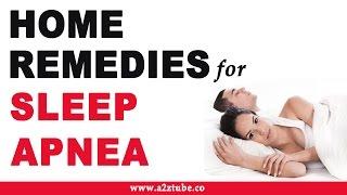 Sleep Apnea – Natural Ayurvedic Home Remedies