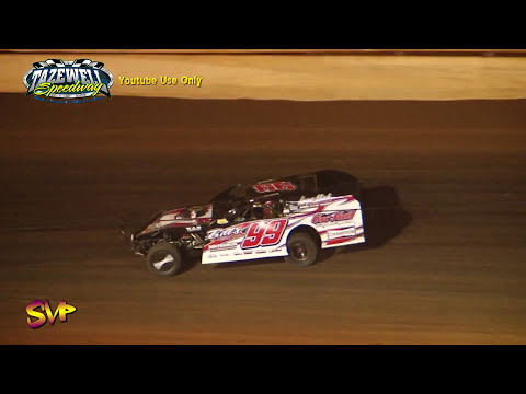 Tazewell Speedway | Iron Man Modified Series | July 2 , 2017