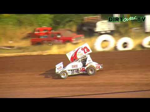 8 5 17 Cottage Grove Speedway Summer Thunder Sprint Series Qualifying