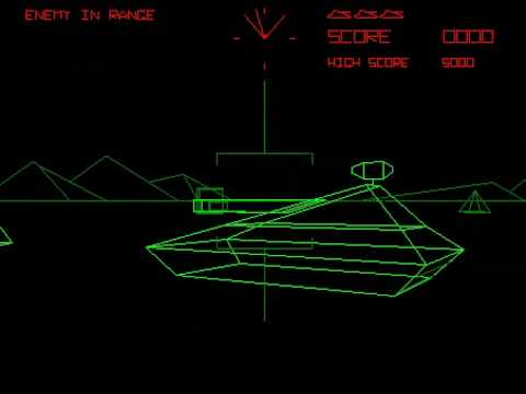 Battlezone™ ©1980 Atari Inc, Co.