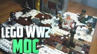 Lego ww2 MOC Ростовская операция | Лего самоделка по Второй Мировой войне