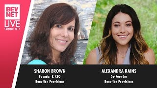 Bonafide Innovation: Broth as Beverage with Sharon Brown and Alexandra Rains