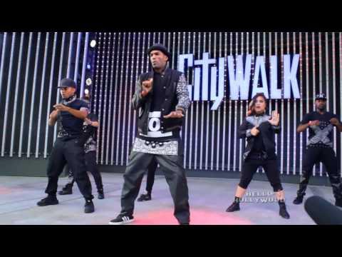 Music Spotlight Series  World of Dance Night  Universal Studios Hollywood  08 30 14