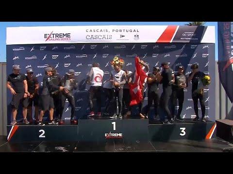 Alinghi vence quarta etapa da Extreme Sailing Series