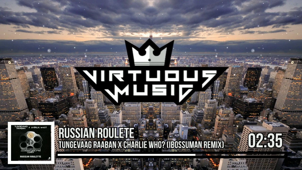 Russian roulette martin tungevaag