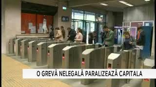 Avocat Coltuc si greva Metrorex la Prima Tv 19.11.2018