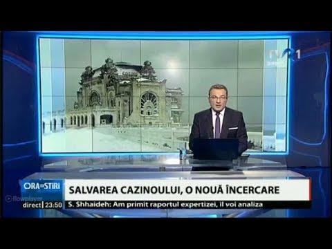 O nouă încercare de salvare a Cazinoului din Constanţa (@Ora de ştiri)
