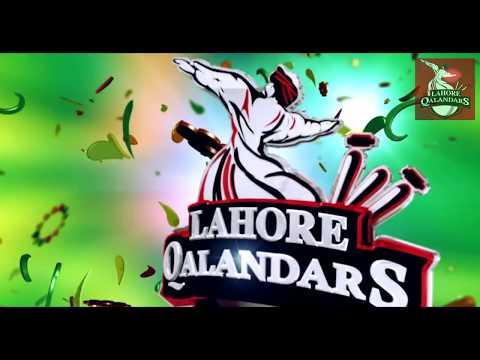 Lahore Qalandar   Anthem 2019