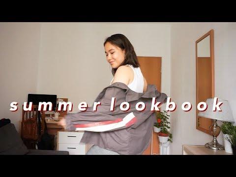 Летний LOOKBOOK: идеи аутфитов на лето 2019